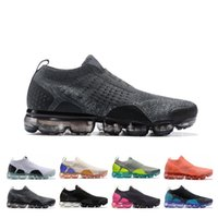 Hots MOC 2.0 Uomo Donna Running Shoes Triple Black White grano Oreo Grey Mens sport atletici Trainer Sneakers