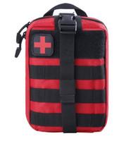 900D di alta qualità di sopravvivenza sacchetto di sopravvivenza all'aperto kit di kit confezione tattico di primo soccorso SOS sacchetto molle EMT Emergenza