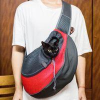Sacos de ombro dianteiro portador portador de conforto viaja de tote Único suprimentos para animais de estimação
