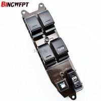 LHD Elektrikli Master Güç Pencere Anahtarı Düğmesi Toyota XA Camry Land Cruiser Prado Vios Scion XA XB 84820-33170 84820-33230