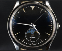 Vigilanza calda di modo di vendita per l'uomo guarda l'orologio in acciaio inox orologi meccanici automatici J10 Limited Edition