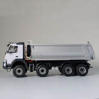 1/14 RC 자동차 모델 완구 타미야 트럭 1/14 8x8 아마겟돈 유압 덤프 트럭 (FMX)