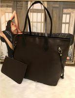 2020 Kostenloser Versand Hohe Qualität Frauen Messenger Bag Leder Damen Handtasche Pochette Metis Umhängetaschen Crossbody Taschen 40156