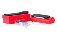 خفيفة المضادة بلو راي النظارات الشمسية موضة مستطيل عادي نظارات معدنية الساق Eyeware السيدات الرجال بصري كوة هلالية موضة نظارات