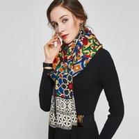 DANA XU 100% lana Sciarpa Mujer capo delle sciarpe delle donne elegante Pashmina scialle caldo Bandana sciarpa del hijab Foulard Femme Poncho CX200728
