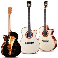 Dadarwood High Quality 12 Constellation Handmade Guitar + In...