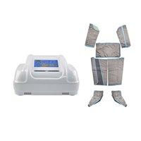 2 in 1 Air Wave Air Pensione a infrarossi Light Linfatic Drainfatic Drainfatic Body Body Male Massage Machine