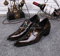 Sexy2019 Oxford For Men Dress Leather Office Form Shoes Summ...