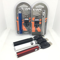 K- VAPE Preheating Battery Charger Kit 1100mah Variable Volta...