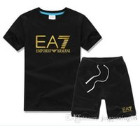 sale HOT boy Kids Sets Kids T- shirt And Pant Children Cotton...
