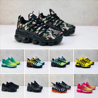 New Design knits casual tn Shoes For kids boys girls Fashion...
