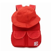 Women' s Backpack With a Hat Outdoor Back pack for Girls...
