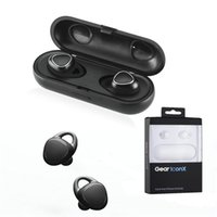 Gear Iconx New Fashion SM-R150 Auricular Bluetooth inalámbrico para deportes Mini auricular Bluetooth con caja de carga / almacenamiento EAR344