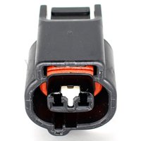 Gute Qualität Schwarzes 2 Pin-elektrisches Siegelauto-Sumitomo-Verbindungsstück-Gehäuse