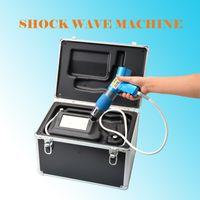Máquina efectiva de terapia de ondas de choque Onda acústica Terapia de ondas de choque Alivio del dolor Equipo para la disfunción eréctil con tratamiento ED