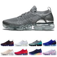 2020 니트 2.0 플라이 남성 여성 실행 신발은 여러 가지 빛깔의 배 블랙 화이트 트루 레드 궤도 남성 트레이너 운동화 크기 36-45 수 볼트