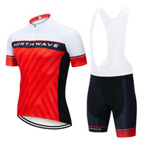 2019 New pro Team cycling jersey Northwave bike shorts set N...