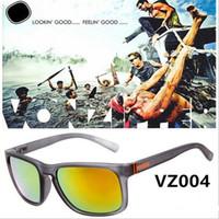 Unisex Açık Tasarımcı Güneş Gözlüğü VZ 004 Erkekler ve Kadınlar için Güneş Gözlüğü Spor Gözlük UV400 Gözlük 15 Renkler