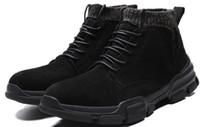 sapatos de escalada dos homens Sale-clássicos quentes nova listagem ao ar livre Martin botas botas de ferramentas