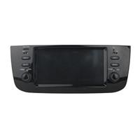 8 코어 안드로이드 9.0 4g + 32g 자동차 DVD 라디오 스테레오 플레이어 Foat Linea 2014-2015