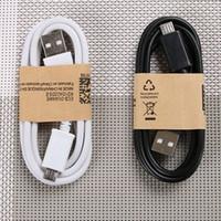 Mikro USB Kablo 2A Hızlı Sumsung Xiaomi Huawei Android Tablet için Cep Telefonu Şarj Kablo 85cm Tarihi Kablo Şarj