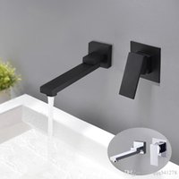 Bathroom Wall Mounted Basin Faucet Rotatable Bathtub Faucet ...