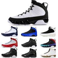 Jumpman 9s Basketball Shoes Mens 9 XI Oro / Campionato MVP Finals Sneakers Fashion allenatori sportivi Formato dei pattini correnti 7-13