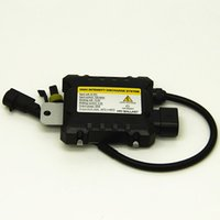 100 st 12V 55W HID Ballast för bil Xenon H1 H3 H7 H11 9005 9006 H4-lampanvändning