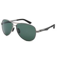 Espelho de sapo dos homens de moda das mulheres espelho requintado dos homens óculos de proteção UV óculos de metal dos homens óculos de sol óculos de óculos viseira com caixa