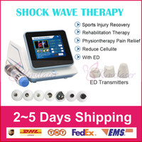 2019 NEW Portable Orthopaedics Acoustic Radial Shock Wave fo...