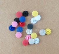 Multicolors joystick analógico Cap para PSP1000 PSP 1000 Joysticks Caps Botones