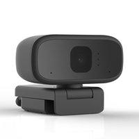 USB de la cámara del ordenador Web Cam Webcam HD 720P PC con micrófono de absorción para la cámara de Android TV giratoria ordenador