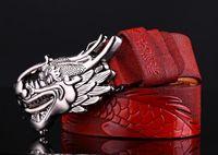 2019 Novo cinto de alta qualidade marca cintos de grife cintos de luxo para homens cinto de fivela de dragão homens e mulheres cintura cintos de couro genuíno