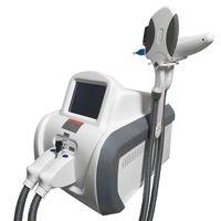 Máquina de depilación Portable Elight Opt IPL IPL permanente para el rejuvenecimiento de la piel Máquina de eliminación de tatuajes láser