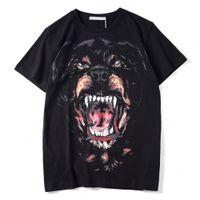 럭셔리 파리 티셔츠 망 디자이너 티셔츠 옷 이탈리아 패션 Tshirts 여름 여성 인쇄 티셔츠 남성 최고 품질 100 % 코튼 티셔츠 001