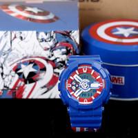 Горячая 2020 новый G110 электронные часы мода атмосферный стерео циферблат 3D дизайн благословение издание уникальный ограниченный логотип металлическая коробка
