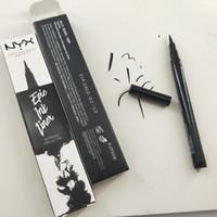 NYX Epic Ink Liner NYX Crayon Eyeliner Noir NYX Epic Ink Liner Headed crayon eye-liner maquillage eyeliner liquide Couleur Noir