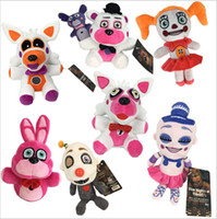 15cm Five Nights at Freddy' s Midnight Harem Plush Toy D...