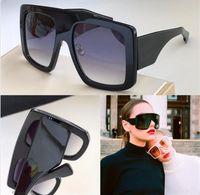 Neue Art und Weise Frauen-Sonnenbrille 5688 quadratischer Rahmen hochwertiger populär großzügige und elegante Art uv400 Schutzbrille mit Box Verkauf