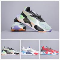 vendita calda 2019 scarpe da corsa unisex RS-X sneakers casual uomo donna Transformers Mesh X scarpe sportive all'aperto uomo scarpe da ginnastica Chaussures donna