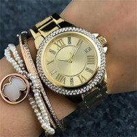 33 mm Roman alphabet Small size dial Women' s Quartz Wat...