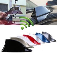 Señal mejorada Universal Car Shark Fin ANTENNA Auto Techo FM / AM Radio Reemplazo de antena para BMW / HONDA / TOYOTA / HYUNDAI / KIA