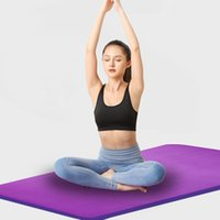 USA Stock Free Shipping 183*61cm NBR Yoga Mats Lose Weight S...