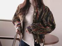 الربيع Fashion- مزاج جديد قصير وحيد الصدر لون الموضة سترة صغيرة الشحن المجاني