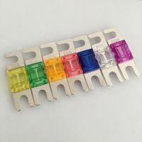 100pcs / bag nichelato Mini ANL Fuse Fuse AFS