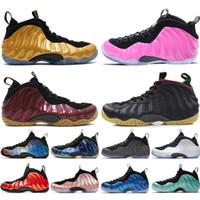 huge discount fe32f 11952 Venta caliente Alternativa Galaxy 1.0 2.0 Olympic Penny Hardaway Habanero  Red Sequoia zapatos de baloncesto para