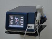 Máquina de onda de choque neumático de 6 barras Máxica de onda de choque para la disfunción eréctil Terapia de onda de choque extracorpórea para alivio del dolor
