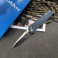 벤치 메이드 BM 485 M390 블레이드 접는 전술 사냥 칼 캠핑 나비 칼 사냥 BM3300 940 555 940-1 크리스마스 선물 칼