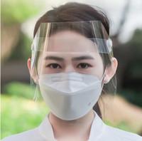 De protection plein visage masque Transparent anti fluides visage bouclier garde Unisexe fumée-preuve Masque de sécurité huile de cuisson splash visage masque