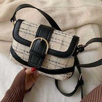 Femmes Sac à bandoulière Sacs à bandoulière Colorful Lady Wallet Fashion Pu sac à main clair Sac Messenger Bag
